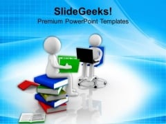 Image Of Learning PowerPoint Templates Ppt Backgrounds For Slides 0713