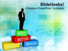 Improve Yourself Business And Social Theme PowerPoint Templates Ppt Backgrounds For Slides 0413