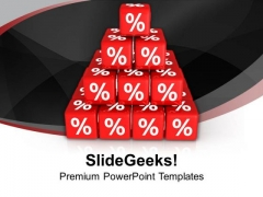 Increase The Growth Rate Of Business PowerPoint Templates Ppt Backgrounds For Slides 0613