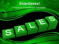 Increasing Sales Finance PowerPoint Templates And PowerPoint Themes 0712
