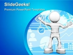 Information Technology PowerPoint Themes And PowerPoint Slides 0711