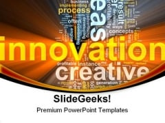 Innovation Business PowerPoint Templates And PowerPoint Backgrounds 0711