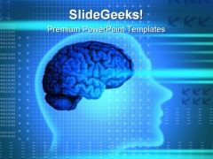 Intelligence Concept Education PowerPoint Templates And PowerPoint Backgrounds 0611