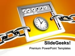 Internet Browser Links Business PowerPoint Templates And PowerPoint Themes 0712