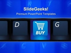 Internet Shopping Business PowerPoint Templates And PowerPoint Backgrounds 0211