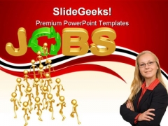 Jobs Opportunity For People Business PowerPoint Templates And PowerPoint Backgrounds 0611