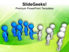 Join The Group For Better Growth PowerPoint Templates Ppt Backgrounds For Slides 0513
