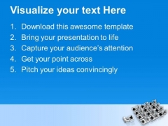 Join The Technical Course PowerPoint Templates Ppt Backgrounds For Slides 0713