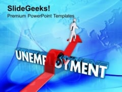 Jump The Bar To Get Success PowerPoint Templates Ppt Backgrounds For Slides 0413
