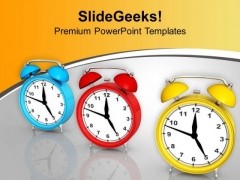 Keep Eye On Time For Business PowerPoint Templates Ppt Backgrounds For Slides 0513