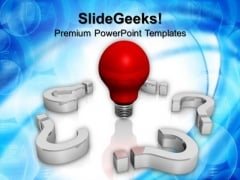 Key Idea Technology PowerPoint Templates And PowerPoint Themes 1012