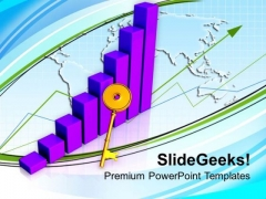 Key To Business Growth PowerPoint Templates Ppt Backgrounds For Slides 0513