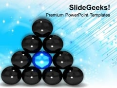 Lead The Business Theme PowerPoint Templates Ppt Backgrounds For Slides 0413