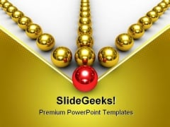 Leader01 Leadership PowerPoint Templates And PowerPoint Backgrounds 0611