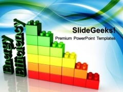 Lego Energy Efficiency Environment PowerPoint Templates And PowerPoint Themes 0512