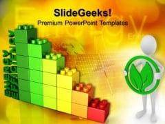 Lego Energy Efficiency Environment PowerPoint Templates And PowerPoint Themes 0712