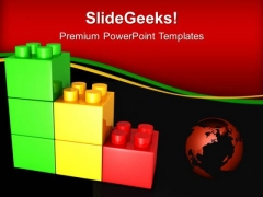 Lego Global Success PowerPoint Templates And PowerPoint Themes 0512