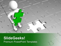 Lifts The Right Solution To Problem PowerPoint Templates Ppt Backgrounds For Slides 0613