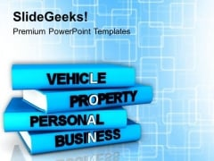 Loan On Pile Of Books Business Concept PowerPoint Templates Ppt Backgrounds For Slides 0413