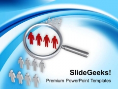 Maginfy The Opportunity To Find Right Candidate PowerPoint Templates Ppt Backgrounds For Slides 0613