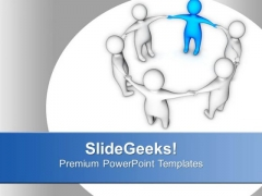 Maintain Business Team For Work PowerPoint Templates Ppt Backgrounds For Slides 0613