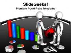 Make A Global Pact For Business Growth PowerPoint Templates Ppt Backgrounds For Slides 0613