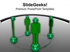 Make A Good Cycle PowerPoint Templates Ppt Backgrounds For Slides 0613