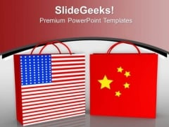 Make A Pact For Trade PowerPoint Templates Ppt Backgrounds For Slides 0713