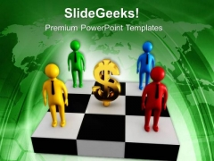 Make A Team For Growth PowerPoint Templates Ppt Backgrounds For Slides 0613