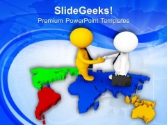 Make Your Business International PowerPoint Templates Ppt Backgrounds For Slides 0613