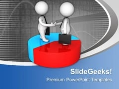 Make Your Perfect Business Deals PowerPoint Templates Ppt Backgrounds For Slides 0613