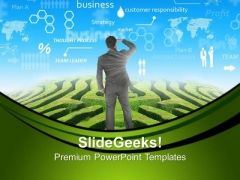 Man With Innovative Ideas Business PowerPoint Templates Ppt Backgrounds For Slides 0313