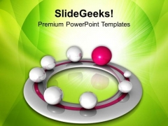 Manage Team With Strong Abilities PowerPoint Templates Ppt Backgrounds For Slides 0513
