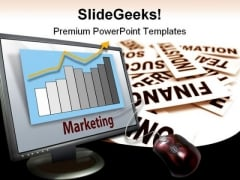 Marketing Business Sales PowerPoint Backgrounds And Templates 1210