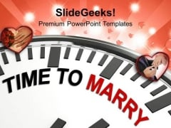 Marriage Ceremoney And Celebration PowerPoint Templates Ppt Backgrounds For Slides 0413