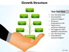 Mba Models And Frameworks Growth Structure Strategy Diagram