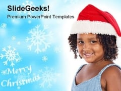 Merry Christmas01 Festival PowerPoint Templates And PowerPoint Backgrounds 0811