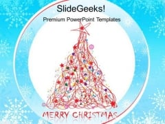 Merry Christmas Background PowerPoint Templates And PowerPoint Themes 0212