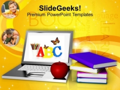 Modern Education And Online Learning Food PowerPoint Templates Ppt Backgrounds For Slides 0113
