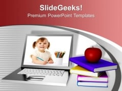Modern Education And Online Learning Internet PowerPoint Templates Ppt Backgrounds For Slides 1212
