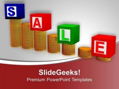Money Is Directly Proportional To Sale PowerPoint Templates Ppt Backgrounds For Slides 0313
