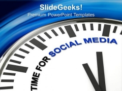 Motivation For Information Support Social Media PowerPoint Templates Ppt Backgrounds For Slides 0513