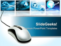 Mouse Computer PowerPoint Templates And PowerPoint Backgrounds 0211