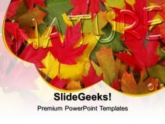 Nature Abstract Background PowerPoint Templates And PowerPoint Themes 0512