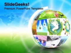 Nature Photo Gallery Metaphor PowerPoint Templates And PowerPoint Themes 0812