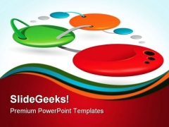Network Internet PowerPoint Templates And PowerPoint Backgrounds 0711