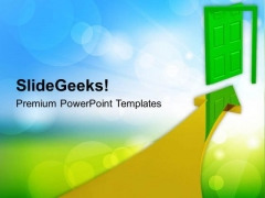 Never Miss Opportunity PowerPoint Templates Ppt Backgrounds For Slides 0513