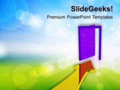 New Opportunities Future PowerPoint Templates Ppt Backgrounds For Slides 0413