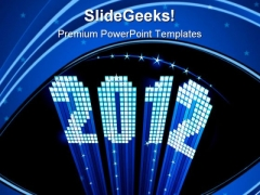 New Year Abstract PowerPoint Templates And PowerPoint Backgrounds 1011