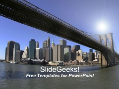 New York City PowerPoint Template